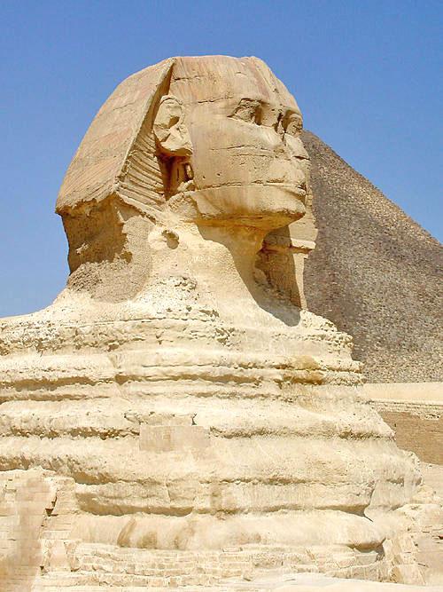 El Arte Antiguo de Mesopotamia y Egipto