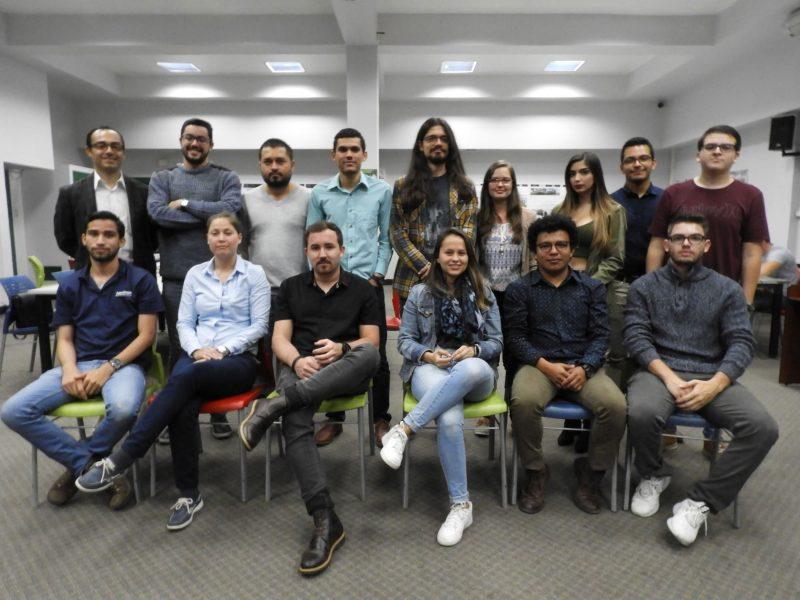 Estudiantes elaboran diseños para nueva sede de Cruz Roja herediana